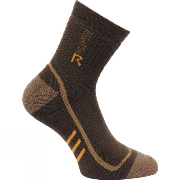 Regatta Mens Three Season Trek and Trail Sock Clove