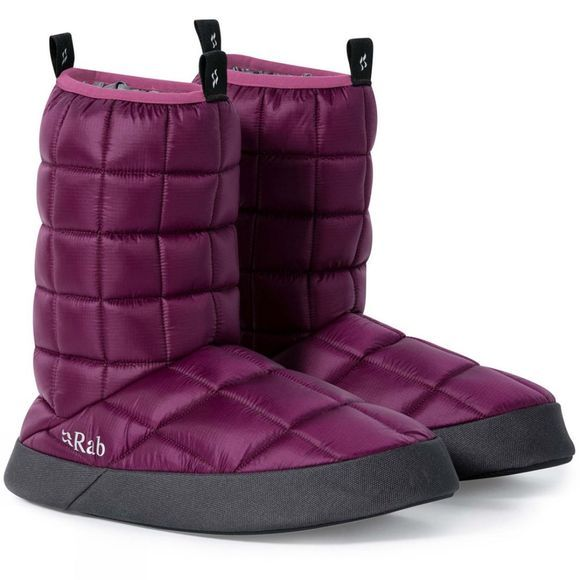 Rab Hut Boots Berry