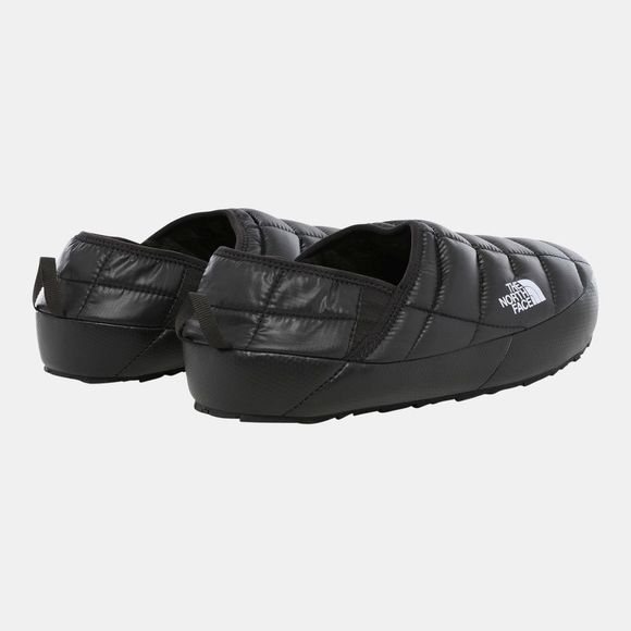 The North Face Mens ThermoBall Eco Traction Mule V Slipper TNF Black/TNF White