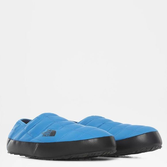 The North Face Mens Thermoball  Traction Mules V Clear Lake Blue/TNF Black