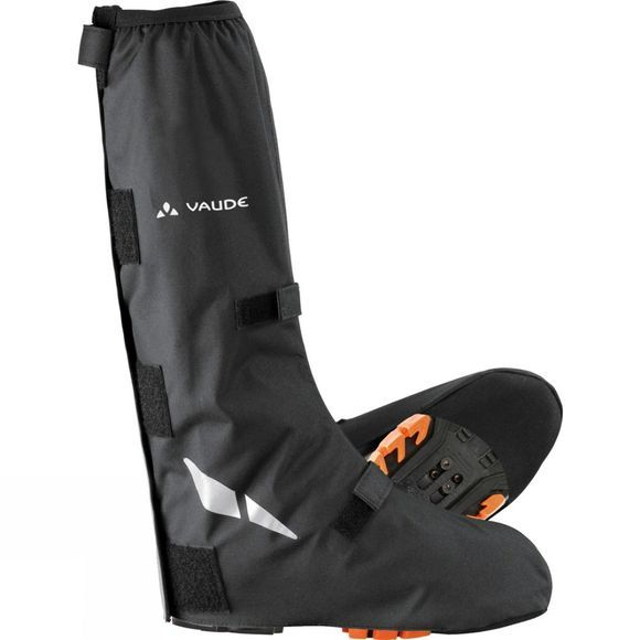 Vaude Bike Gaiter Long Black