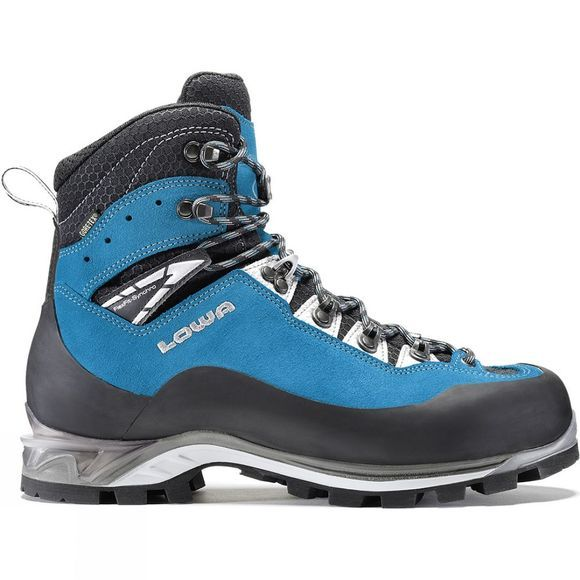 Lowa Womens Cevedale Pro GTX Boot Turquoise / Black