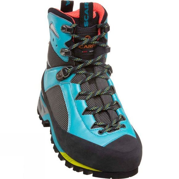 Scarpa Womens Charmoz Boot Shark/Maldive
