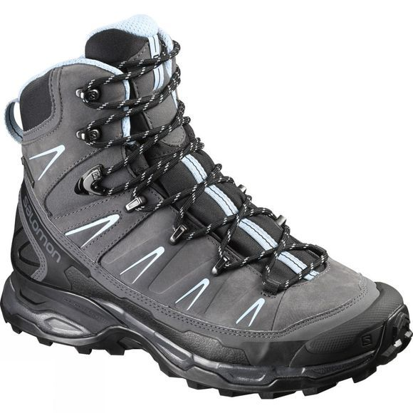 Salomon Womens X Ultra Trek GTX Boot Dark Cloud / Black