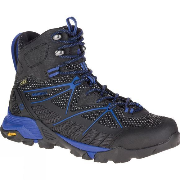 Merrell Womens Capra Venture Mid GTX Surround Boot Black