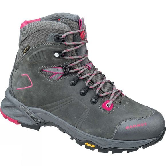 Mammut Womens Nova Tour High GTX Graphite/Magenta