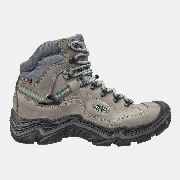 Keen Womens Galleo Mid WP Boot Dark Olive/Winetasting