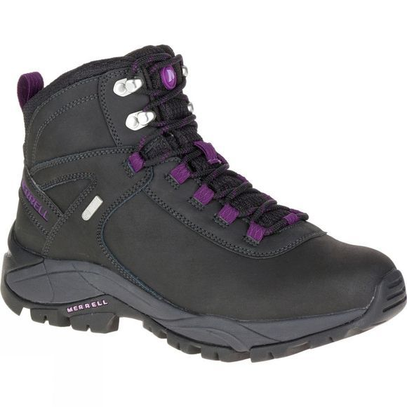 Womens Vego Mid Leather Waterproof Boot