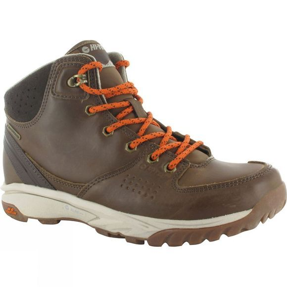 Hi-Tec Womens Wild-Life Lux I Waterproof Boot Brown