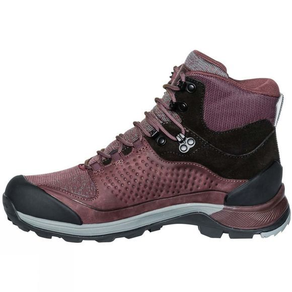 Vaude Womens TRK Skarvan Mid STX Boot Raisin