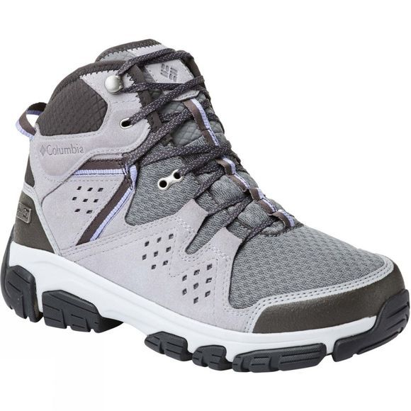 Columbia Womens Isoterra Mid Outdry TI Grey Steel,