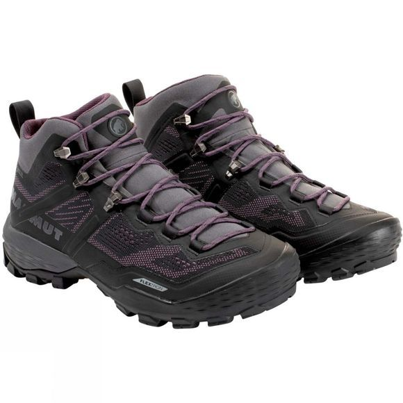 Mammut Womens Ducan Mid GTX Shoe Phantom/Light Galaxy