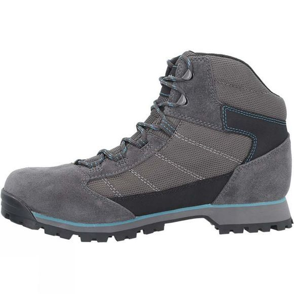 Berghaus Womens Hillwalker Trek Tech Boot Dark Grey / Teal
