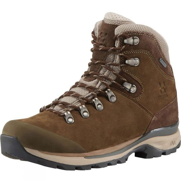 Haglofs Womens Oxo GT Boot Soil / Taupe