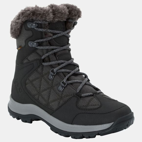 Jack Wolfskin Womens Thunder Bay Texapore Mid Phantom / Grey
