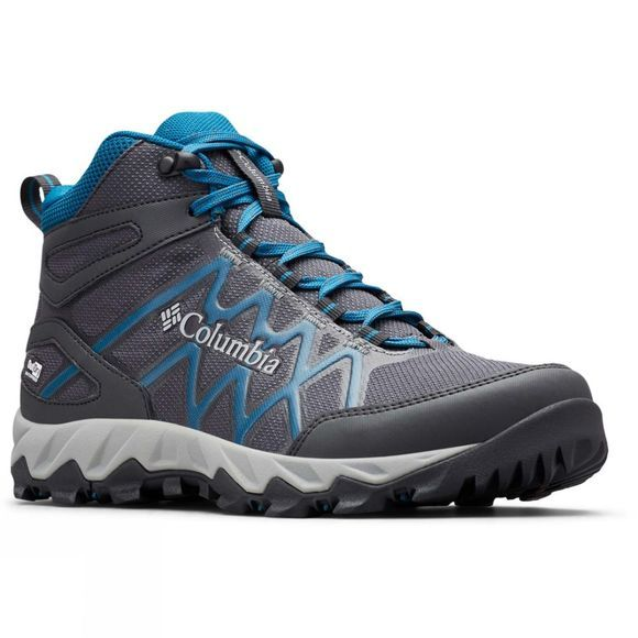 Columbia PEAKFREAK X2 MID OutDry Hiking Boot Shark/ Lagoon