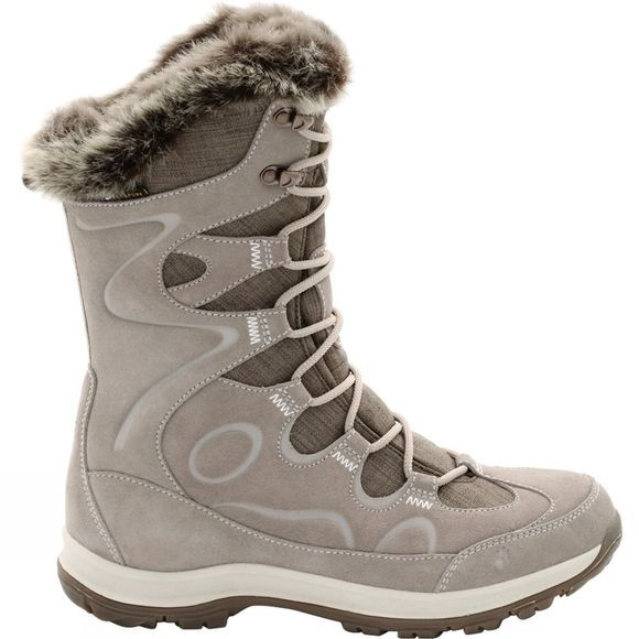 Jack Wolfskin Womens Glacier Bay Texapore High Boot Moon Rock