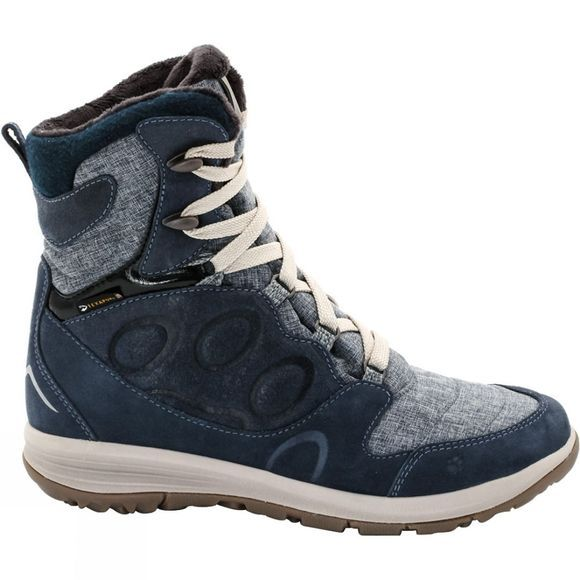 Jack Wolfskin Womens Vancouver Texapore High Boot Night Blue