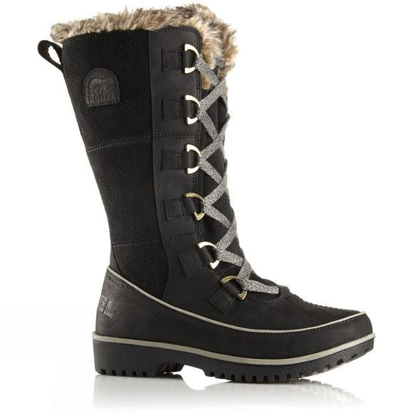 Sorel Womens Tivoli High II Premium Boot Black