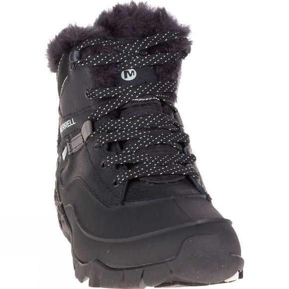 Merrell Women's Aurora 6 Ice+ Waterproof Boot Black