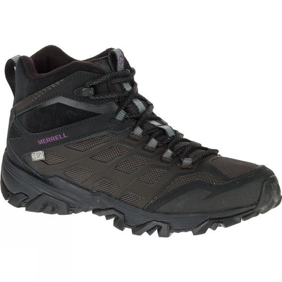 Merrell Womens Moab FST Ice+ Thermo Boot Black