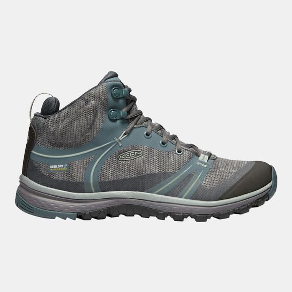 Keen Womens Terradora Waterproof Boot Stormy Weather/Wrought Iron