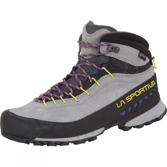 La Sportiva Womens TX4 Mid GTX Boot Grey/Purple