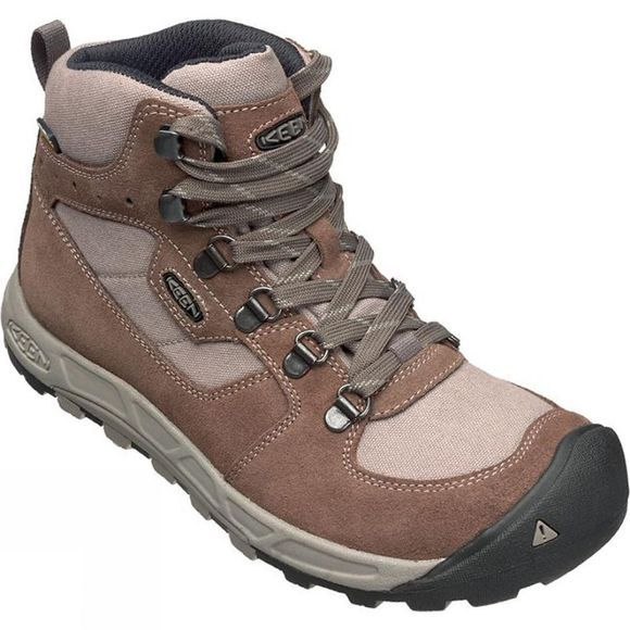 Keen Womens Westward Mid WP Boot Almond / Mist