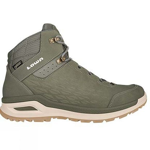 Lowa Womens Locarno Gtx QC All Terrain Classic Shoe Reed/Off-white
