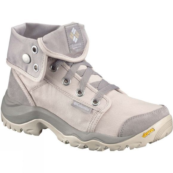 Columbia Womens Camden Boot Ancient Fossil/ Grey Ice