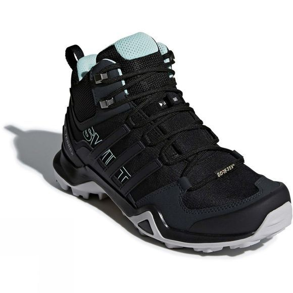 Adidas Women's Terrex Swift R2 Mid Shoes Core Black