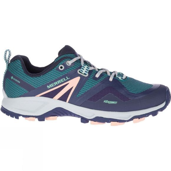 Merrell Women's MQM Flex 2 GTX Shoe Dragonfly