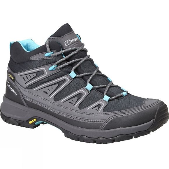 Berghaus Womens Explorer Active GTX Boot Black / Spray