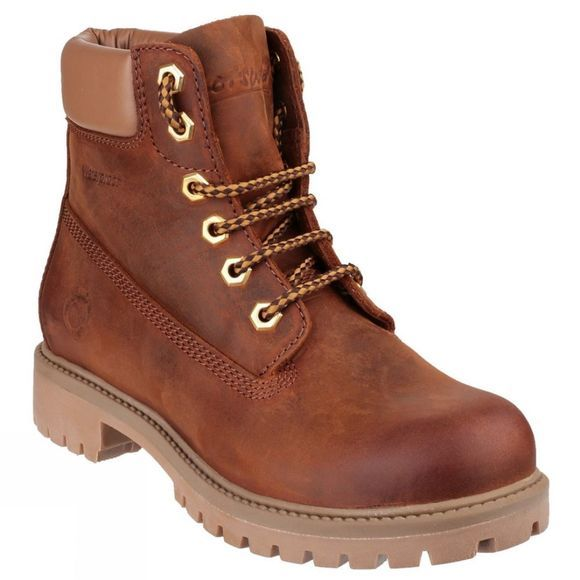 Cotswold Womens Berrow Boot Tan