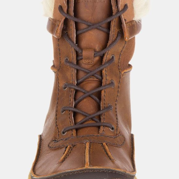 Merrell Womens Tremblant Mid Polar Waterproof Boot Merrell Oak