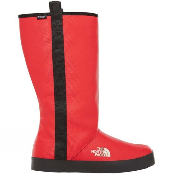 The North Face Womens Base Camp Rain Boot TNF Red/TNF Black