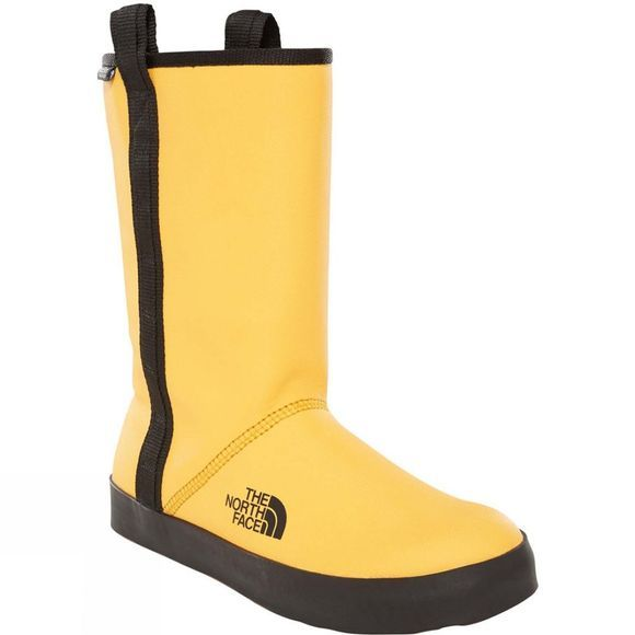 The North Face Womens Base Camp Rain Boot Shorty TNF Yellow/TNF Black