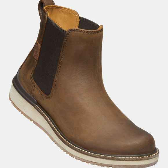Keen Womens Bailey Chelsea Boot Veg Brown