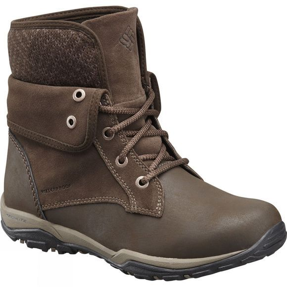 Womens Cityside Fold Waterproof Boot