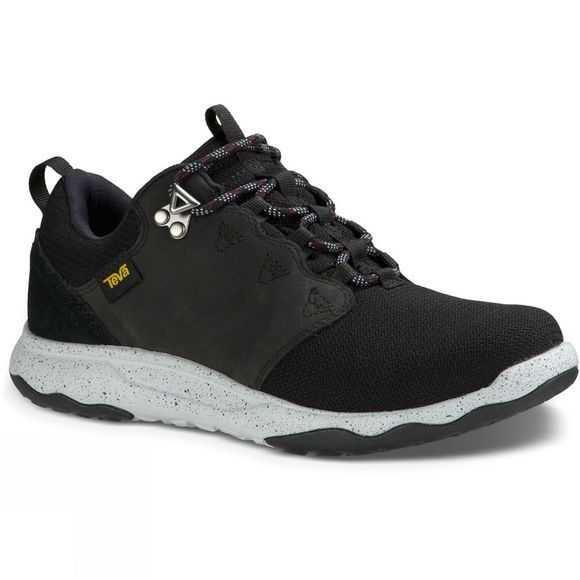 Teva Womens Arrowood Waterproof Shoe Black