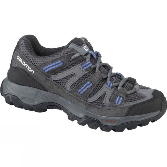 Salomon Womens Sekani 2 Shoe Magnet/Quiet Shad/Baja