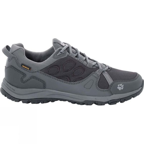 Jack Wolfskin Womens Activate Texapore Low Shoe Phantom