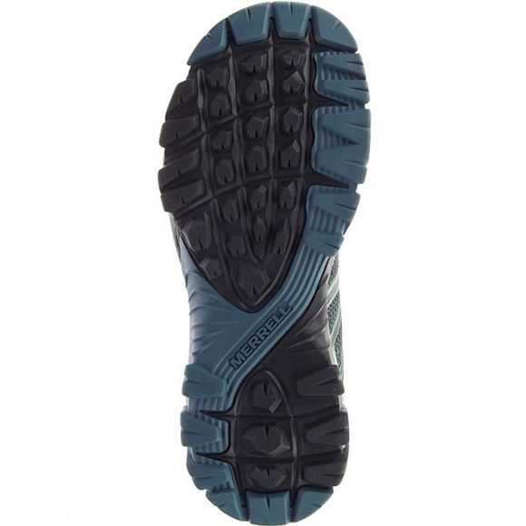 Merrell Womens MQM Flex GTX Running Shoe Grey/Black