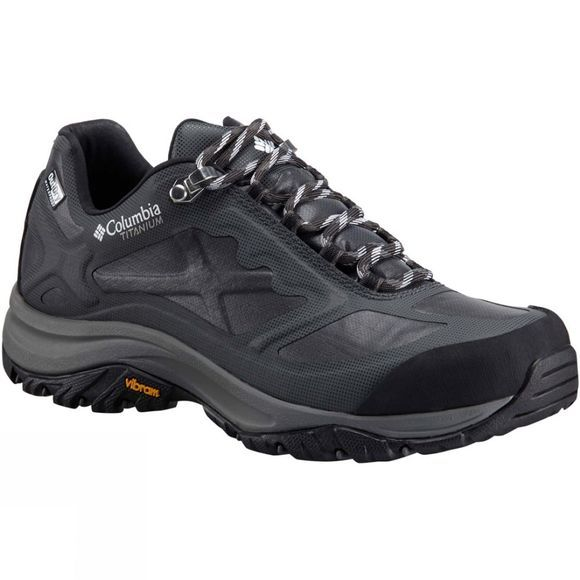 Columbia Womens Terrebonne Outdry Extreme Shoe Black/White