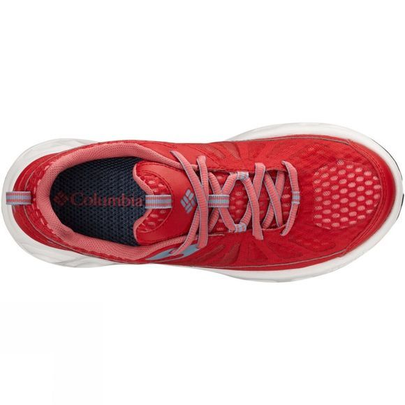 Columbia Womens Vent Master Shoe Bright Red / Wild Salmon