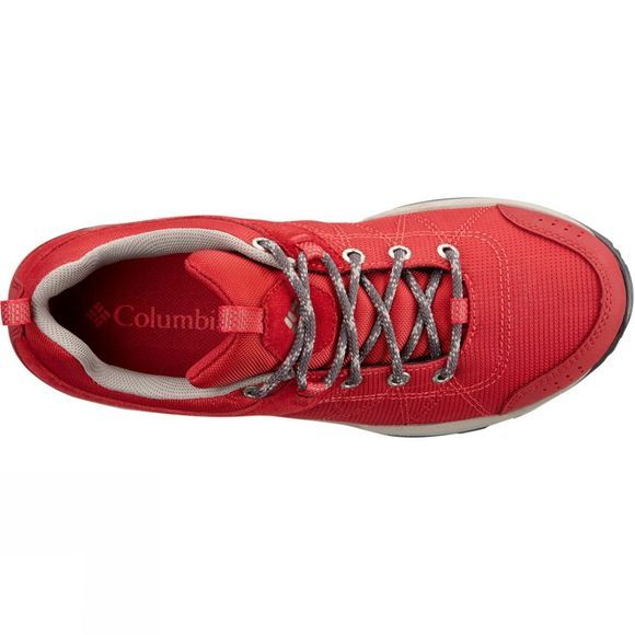 Columbia Womens Fire Venture Textile Shoe Mountain Red/Kettle