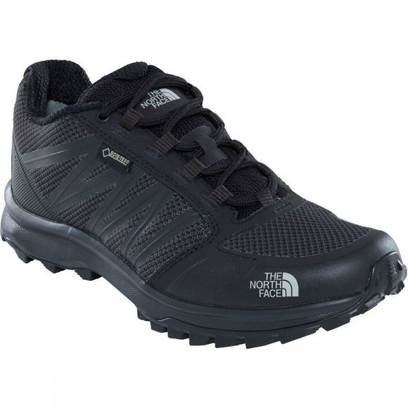 The North Face Womens Litewave Fastpack GTX Shoe TNF Black/High Rise Grey