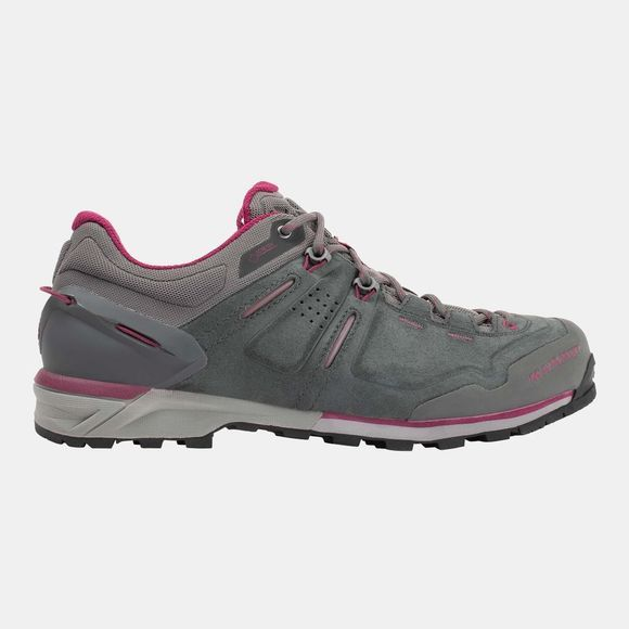 Mammut Womens Alnasca Low GTX Graphite/Beet