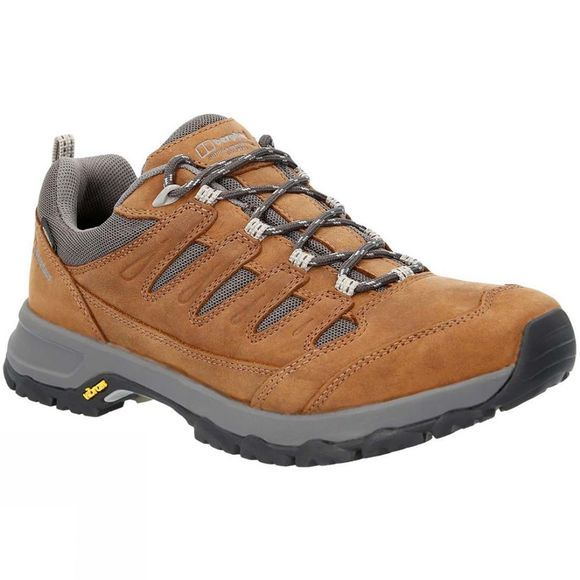 Berghaus Womens Kanaga GTX Tech Shoe Butternut/Grey