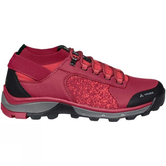 Vaude Womens HKG Citus Shoe Red Cluster